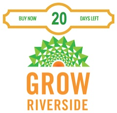 GrowRiverside Tickets