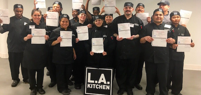 In Fight Against Food Poverty, L.A. Kitchen Embraces Imperfect Fruit and Intergenerational Workforce
