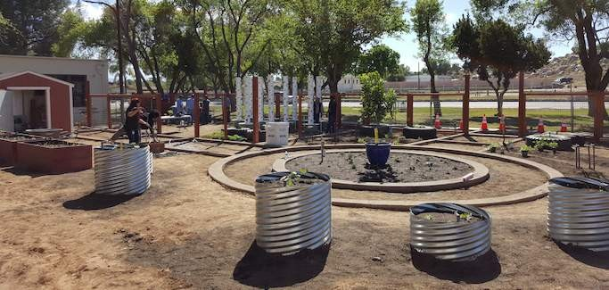 City of Perris's Cutting-edge Urban Community Garden to Tackle Growing Problems in Inland Empire