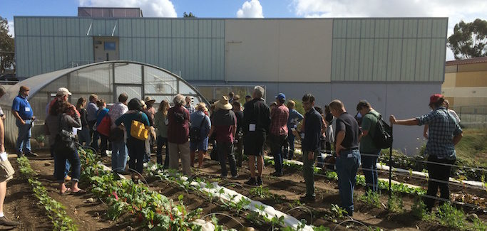 Urban Ag Field Trip to Explore Innovative Farming Operations in L.A. County